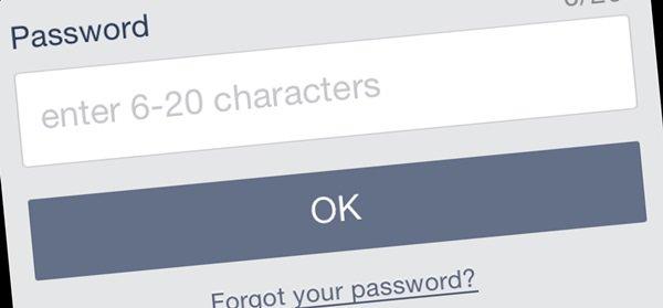 เปลี่ยนรหัสผ่านไลน์