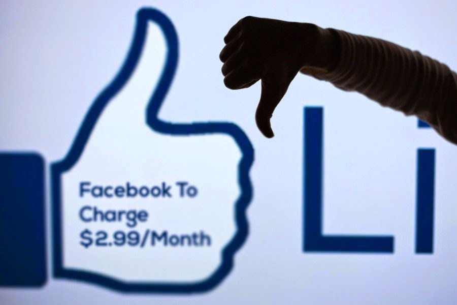 Facebook-Will-Charge-Money
