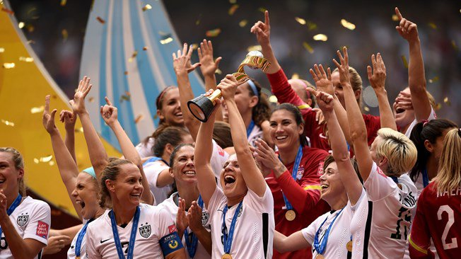 ฟุตบอลหญิงชิงแชมป์โลก 2015