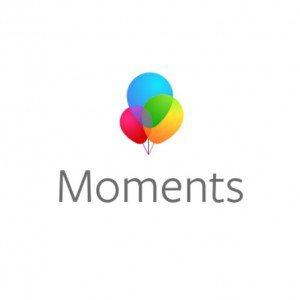 moments app